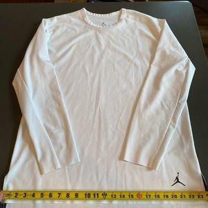 Jordan long sleeve t shirt